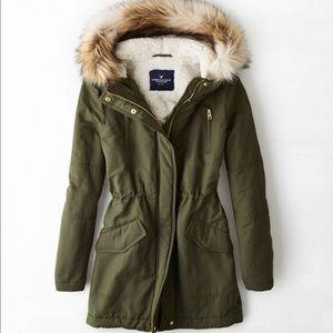 American Eagle • Parka Jacket